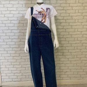 Vintage 90's Cherokee carpenter overalls - L